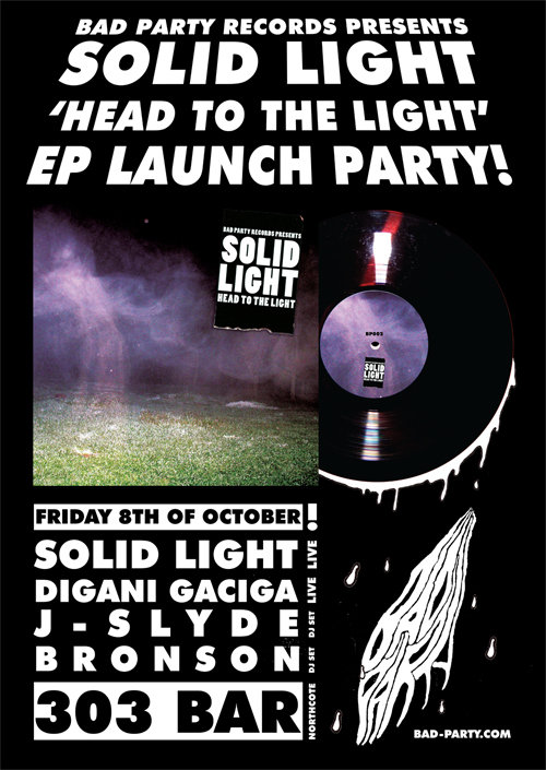 Solid Light EP Launch