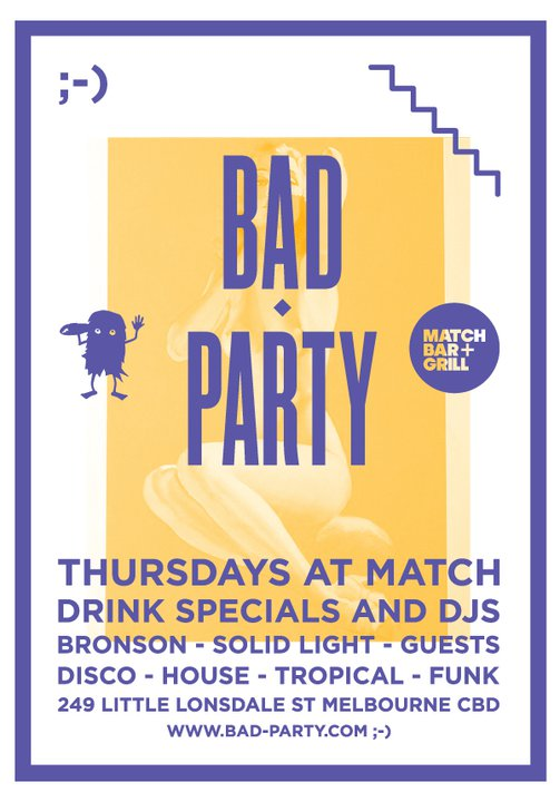 Bad Party Thursdays