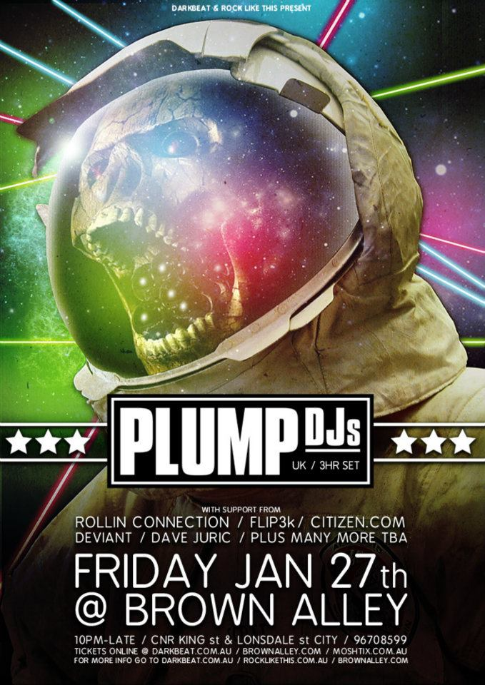 Plump DJs - 27th Jan