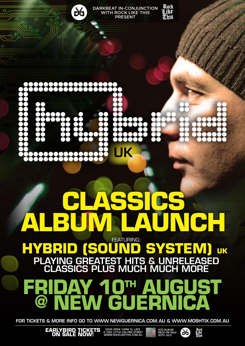 Hybrid - Aug 10th