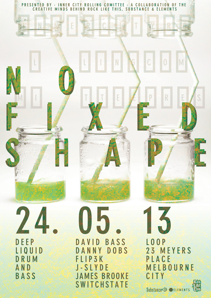 No Fixed Shape - May 24th @ Loop