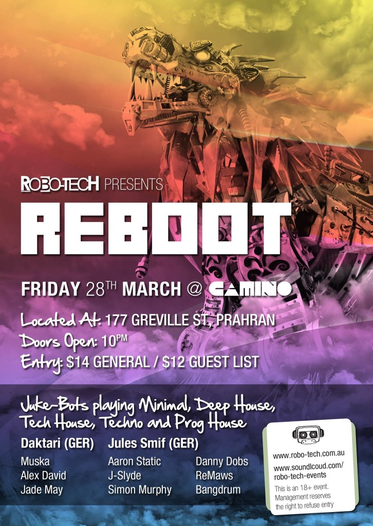 Robotech - Reboot - March 28th
